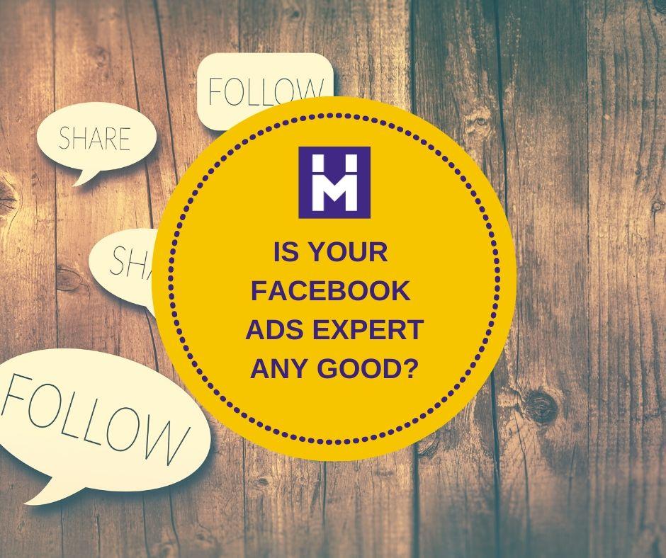 Is your Facebook expert good