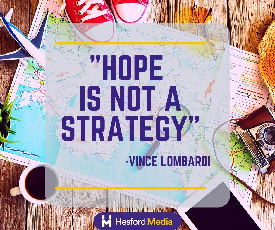 Hope is not a strategy image