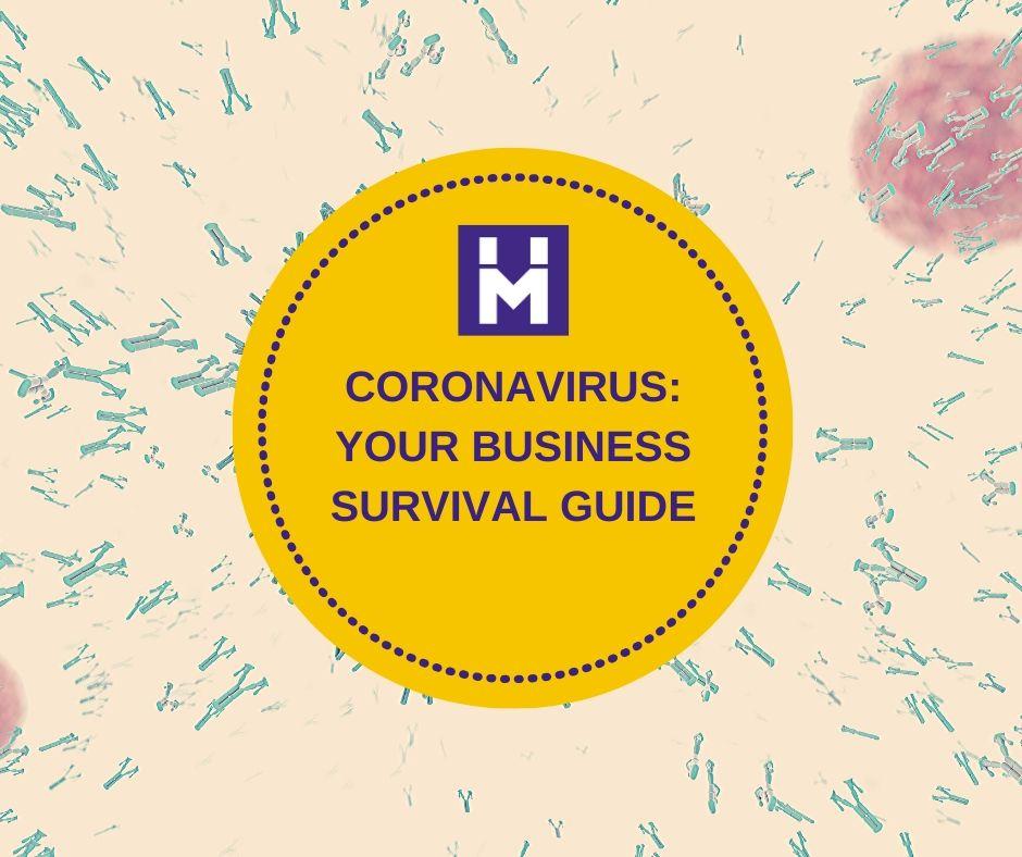 Coronavirus business help